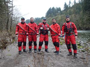 Statewide Land Surveying team