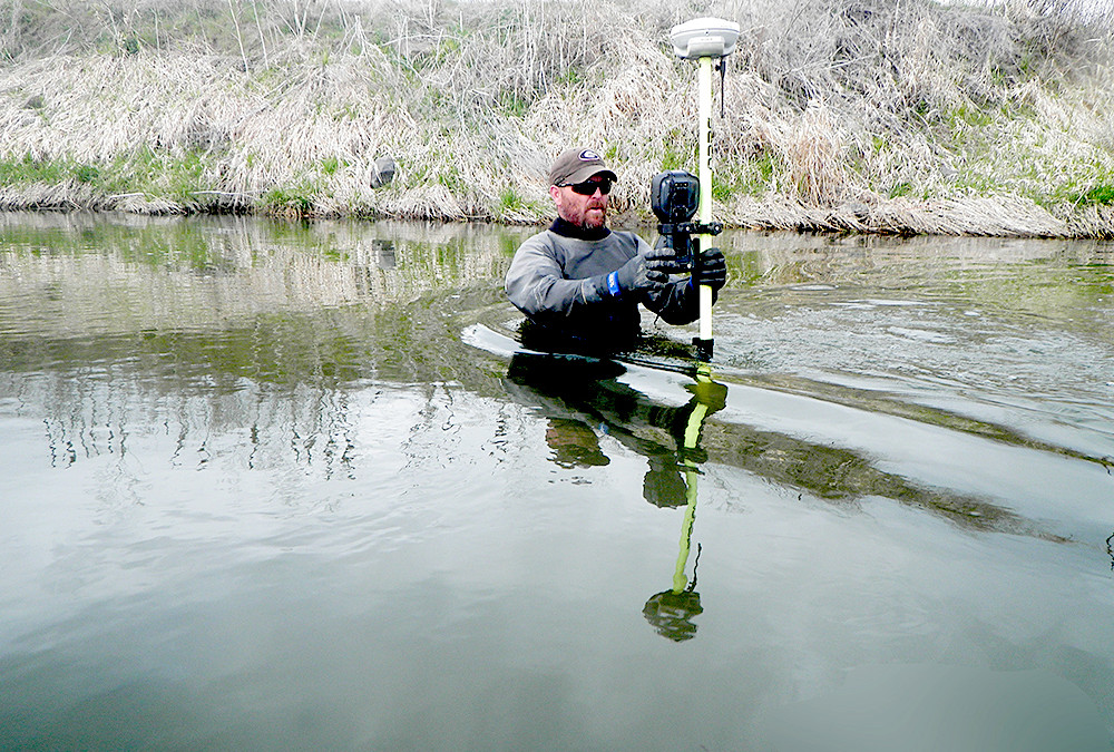 Crooked River Transect Survey