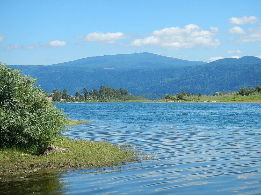 Steigerwald Lake National Wildlife Refuge